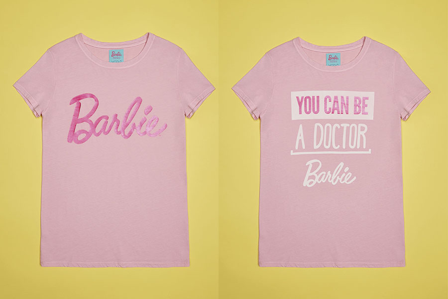 Barbie by Vicolo: the spring/summer capsule collection