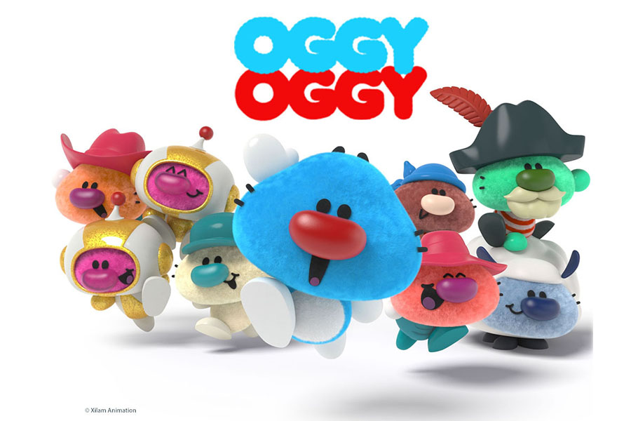 Xilam Animation greenlights preschool series Oggy Oggy