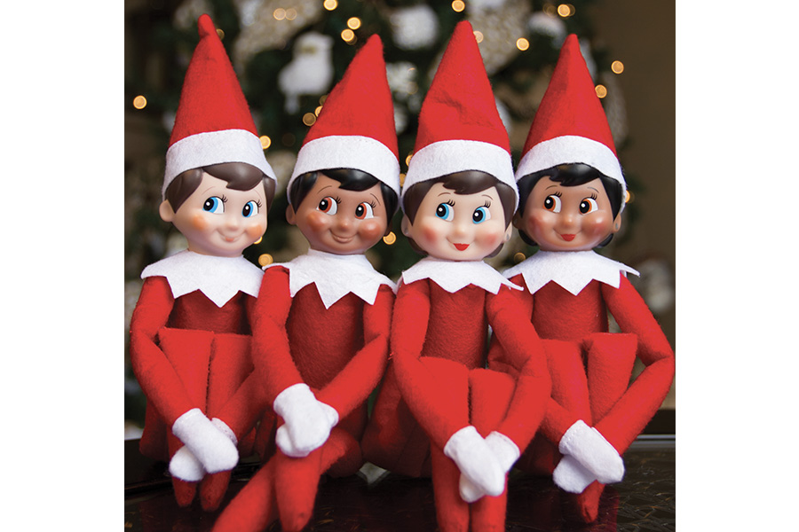 THE ELF ON THE SHELF® READIES FOR MOST MAGICAL CHRISTMAS YET!