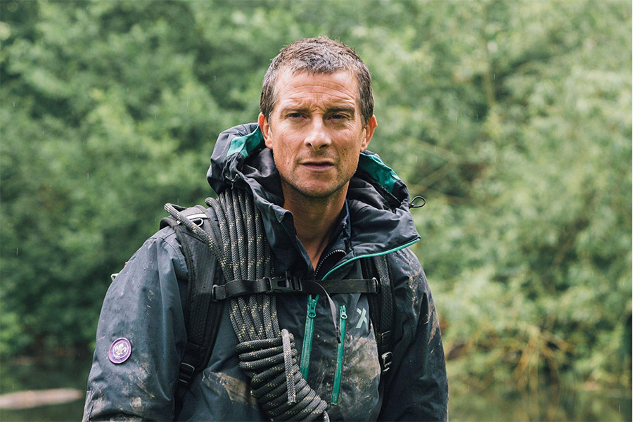 BRON Creative greenlights a series of animated movies: Bear Grylls Young Adventurer