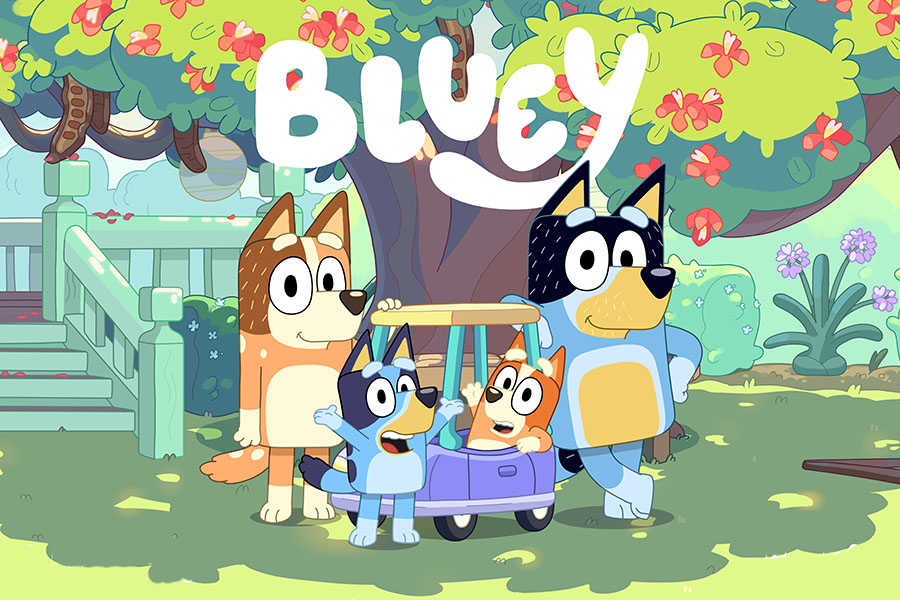 BBC STUDIOS AND DISNEY STRIKE GLOBAL BROADCAST DEAL FOR BLUEY