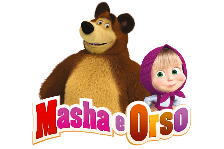 CONTINUES THE SUCCESS OF Masha and Bear