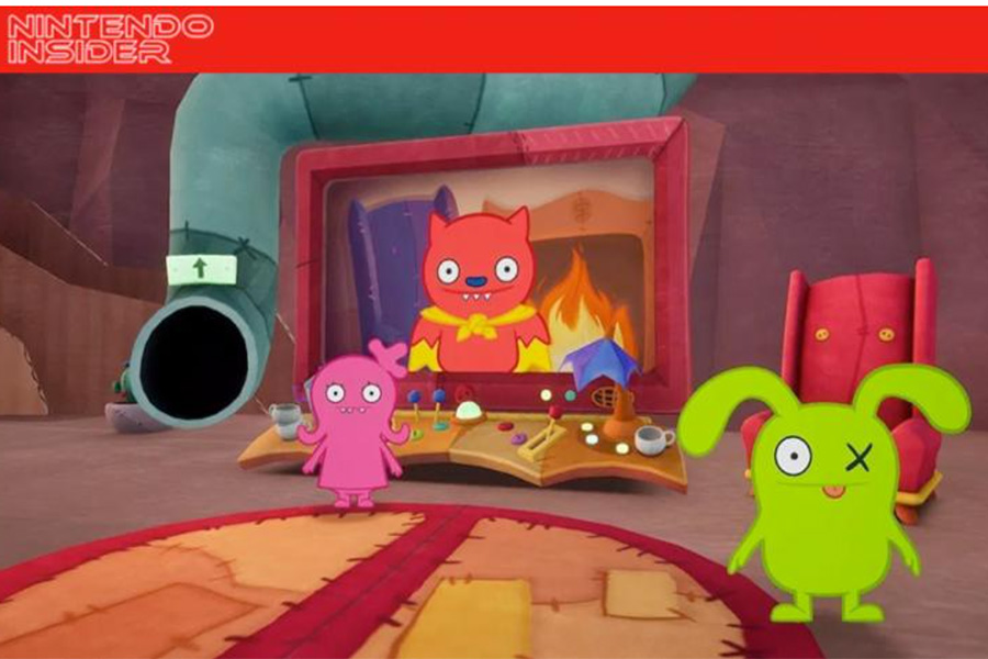 UglyDolls: An Imperfect Adventure Out On Nintendo Switch This August