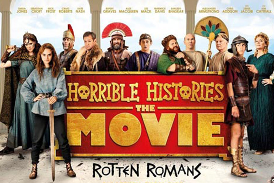 HORRIBLE HISTORIES: IL FILM