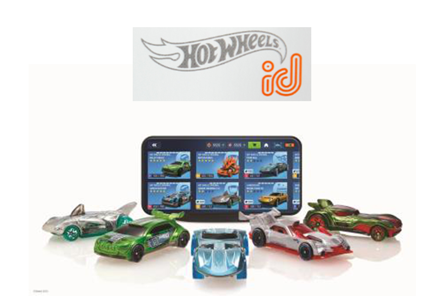 HOT WHEELS® SVELA IL RIVOLUZIONARIO HOT WHEELS ID™