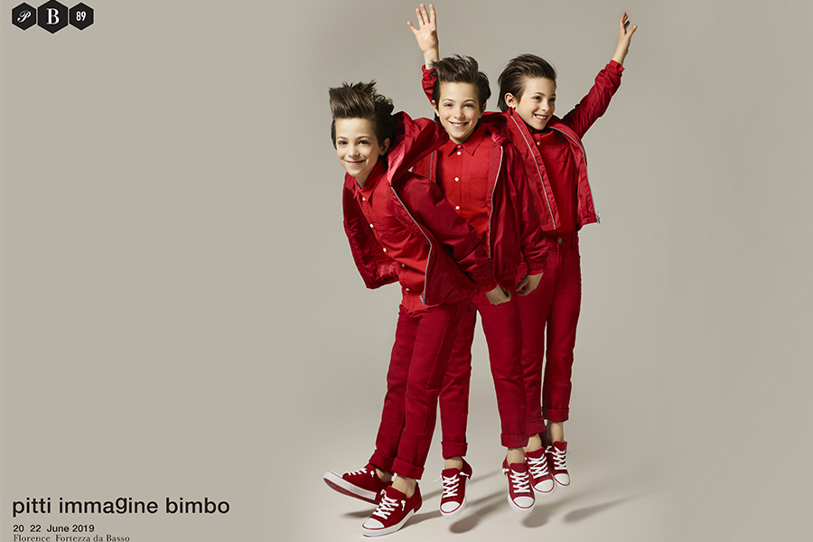 OFF THE PAGE…AND INTO THE WORLD OF FASHION: BCBF AT PITTI BIMBO