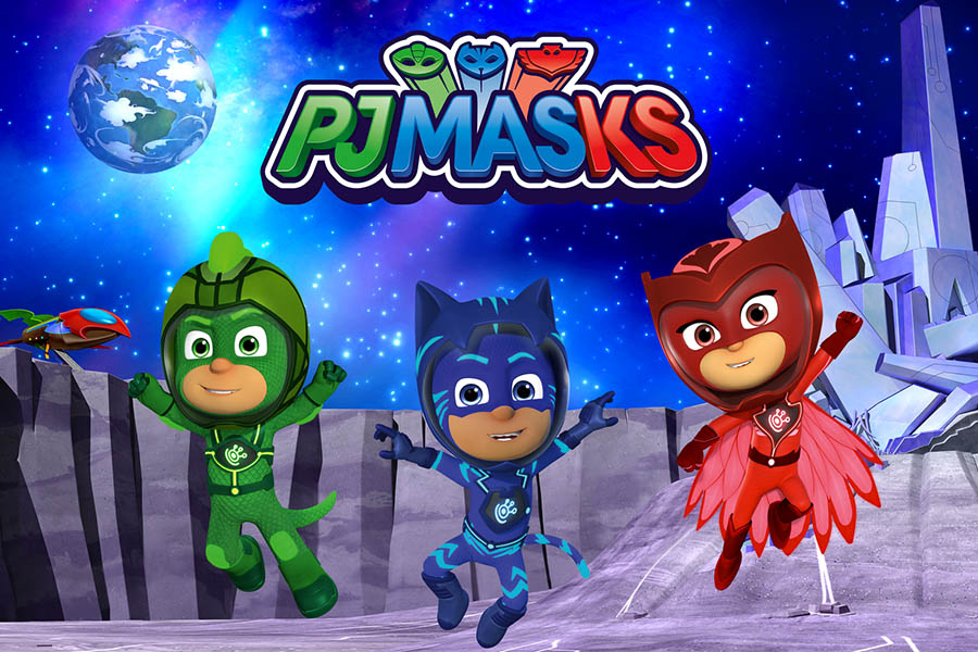 PJ MASKS – NEWS OF JUNE 2019