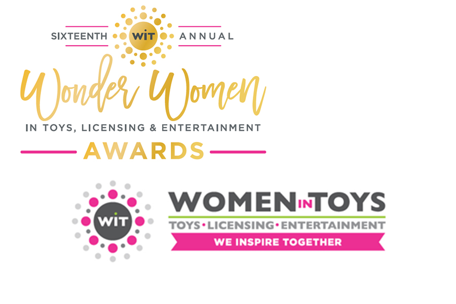 WIT OPENS NOMINATIONS FOR  16TH ANNUAL WONDER WOMEN AWARDS  WITH NEW CATEGORIES COINCIDING WITH LICENSING EXPO