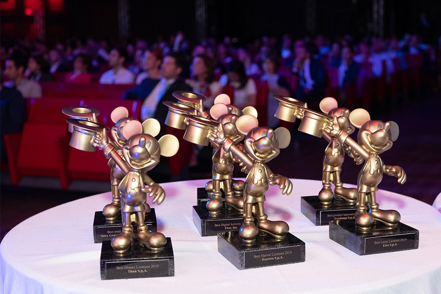 DISNEY LICENSEE MEETING, LE NOVITÀ DEL 2020 E I QUALITY PRODUCT AWARDS
