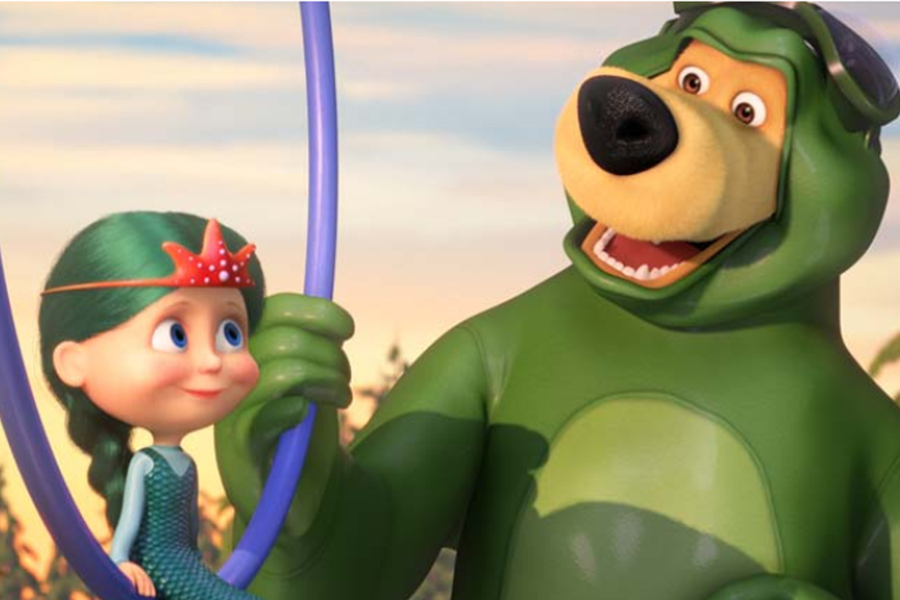 THIRD SEASON OF MASHA AND BEAR ARRIVES IN ITALY, THE SUCCESS CONTINUES!