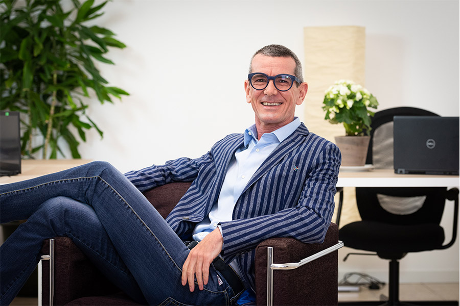 INTERVIEW WITH SERGIO RAVANELLI, MANAGING DIRECTOR KIMBE SRL