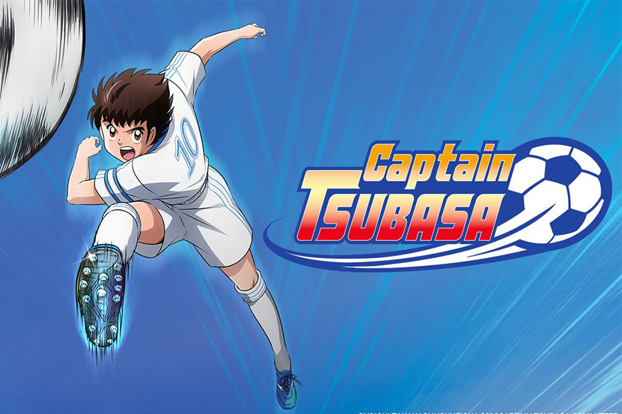 TF1 LICENCES MANAGES CAPTAIN TSUBASA'S PROMOTIONAL RIGHTS