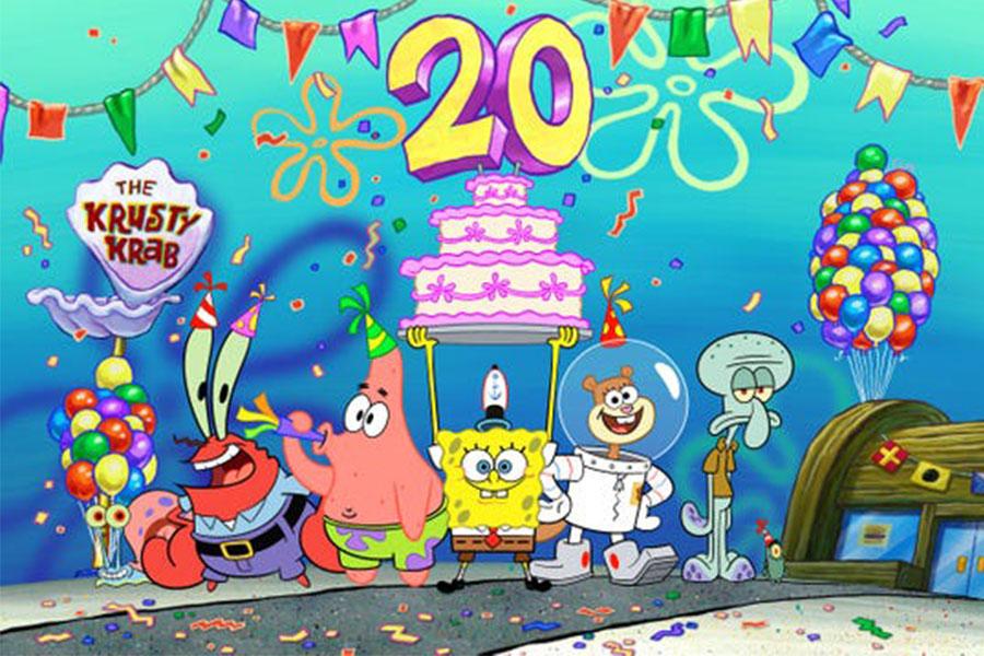 spongebob 20th - Preferite il prequel di SpongeBob o uno speciale su Squiddi?