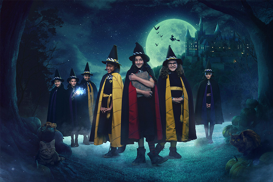 NHK ACQUIRES ZDF ENTERPRISES' SERIES THE WORST WITCH