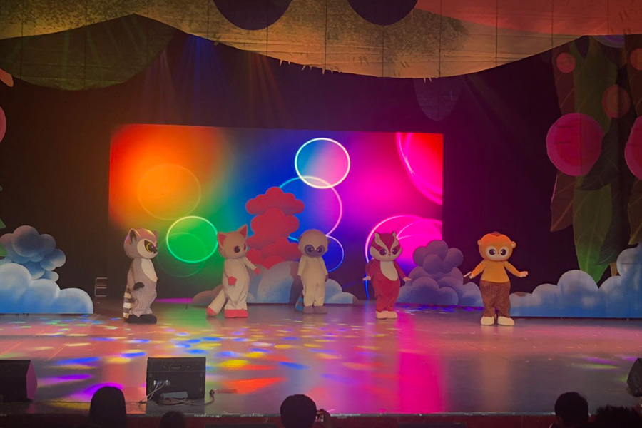 AURORA WORLD ANNOUNCES LAUNCH OF YOOHOO LIVE SHOW IN CHINA