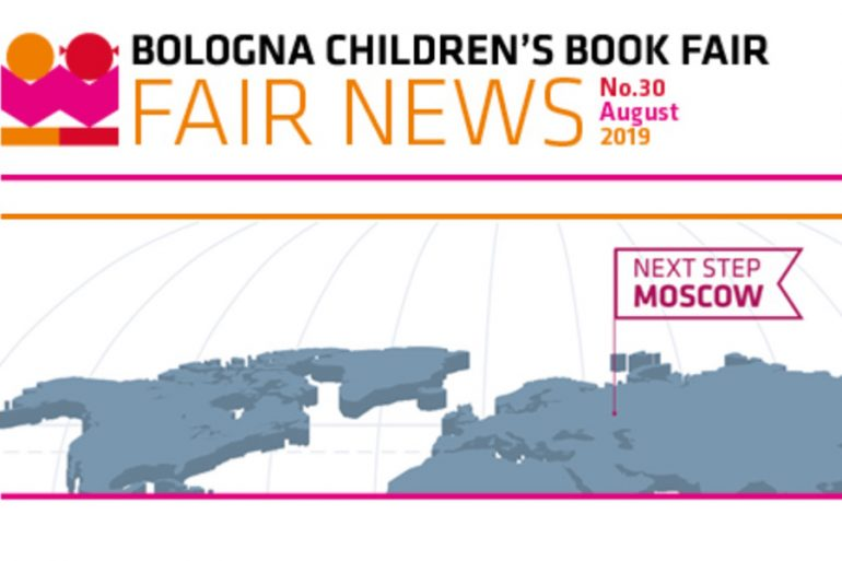 BOLOGNA CHILDREN'S BOOK FAIR IN MOSCOW
