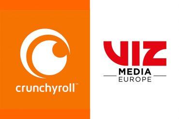 CRUNCHYROLL PARTNERSHIP WITH VIZ MEDIA