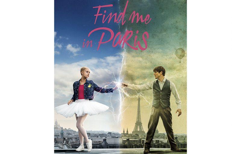 FIND ME IN PARIS IN THE U.S. AND CANADA