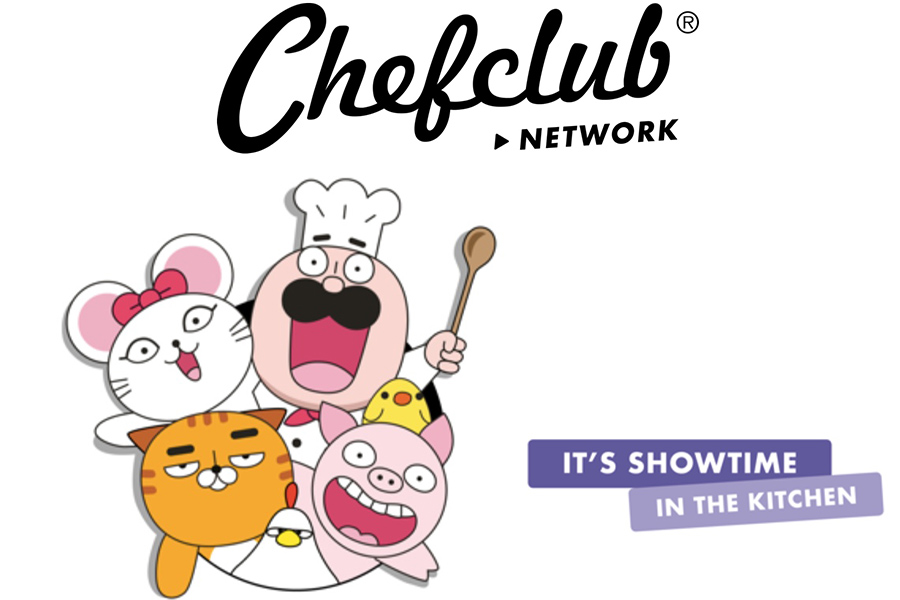 BRANDS WITH INFLUENCE FOR CHEFCLUB