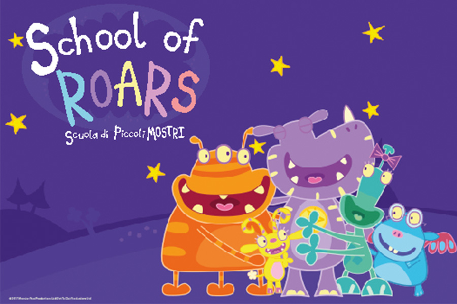 PUZZLE DEAL FOR SCHOOL OF ROARS