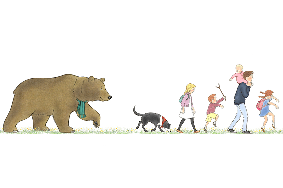 WE'RE GOING ON A BEAR HUNT | Licensing Magazine