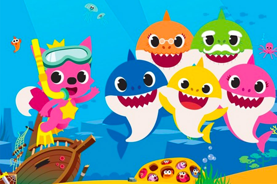 NICKELODEON FOR BABY SHARK