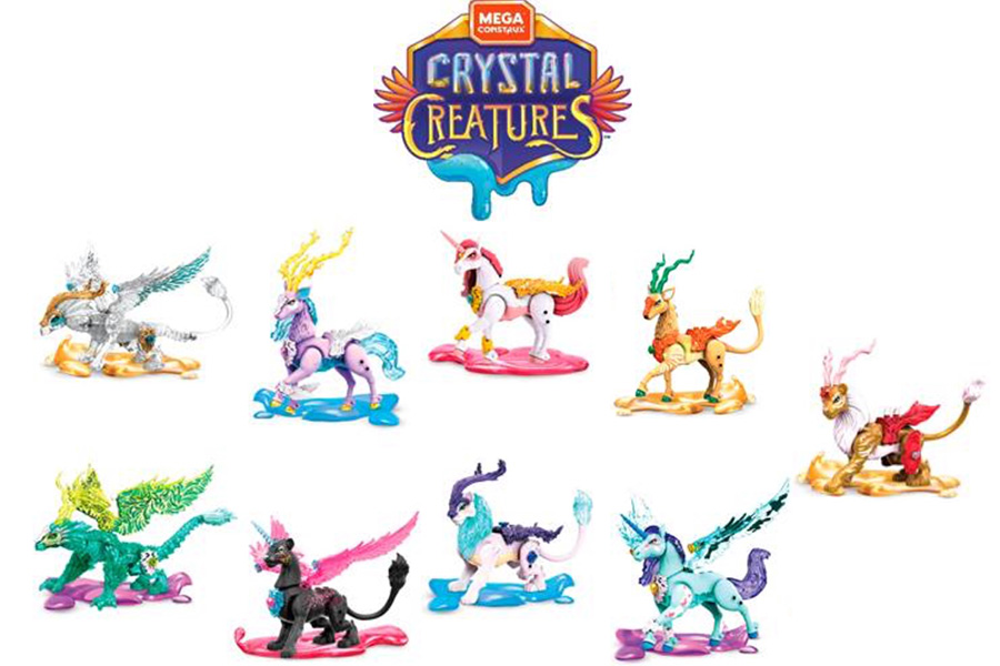 crystal creatures slime Promotions