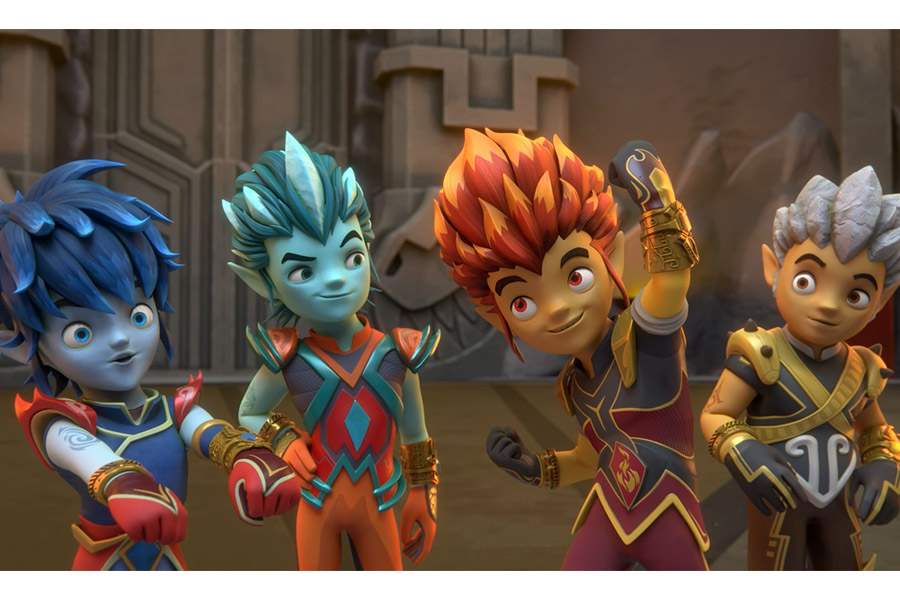 PLANETA JUNIOR GIVES AWAY OVER 20 CHILDREN'S ANIMATED SERIES