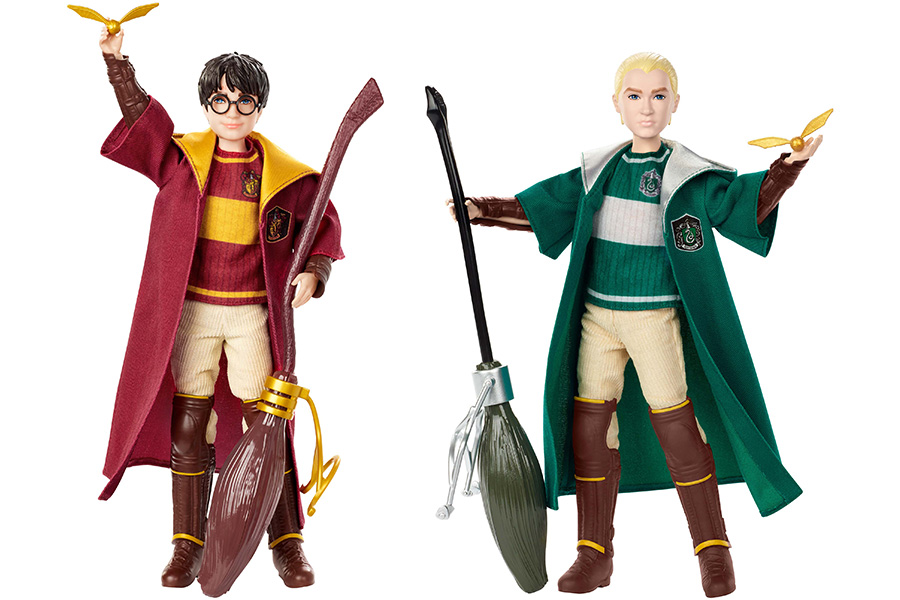 THE NEW HARRY POTTER CHARACTERS
