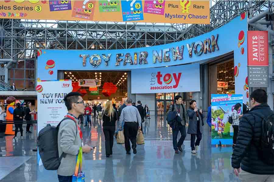 NEW YORK TOY FAIR TRENDS