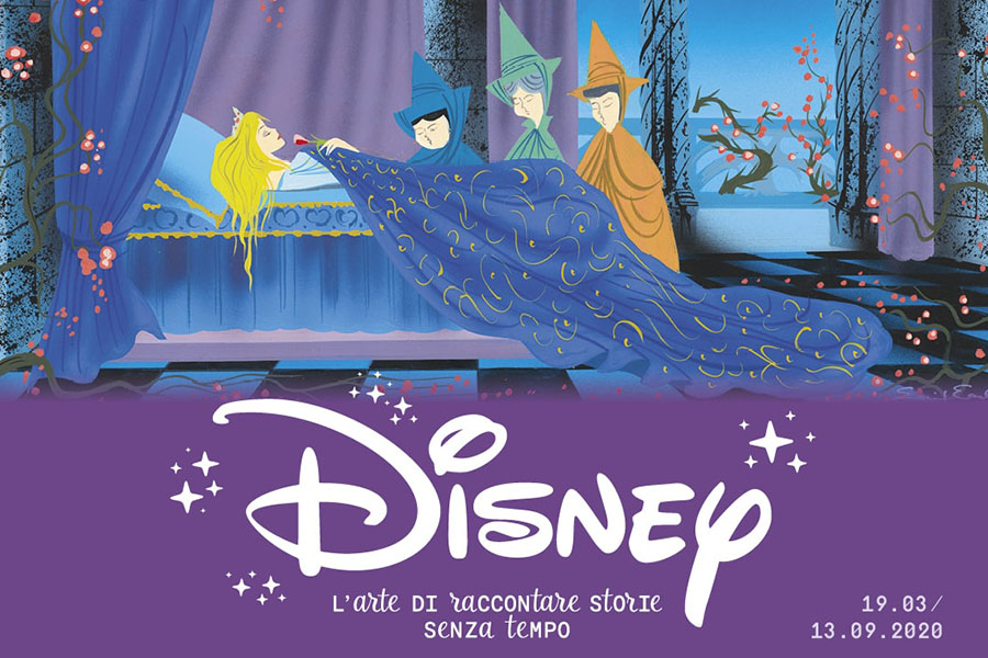 DISNEY: THE ART OF TELLING TIMELESS STORIES IS THE ART