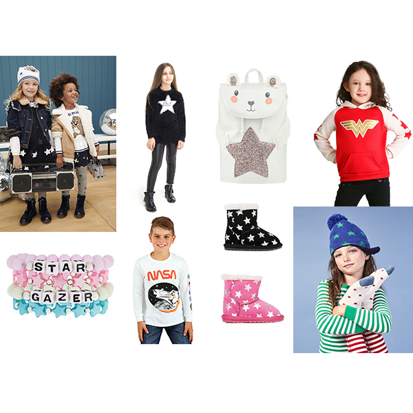 CHILDREN'S FASHION: FILLED WITH STARS