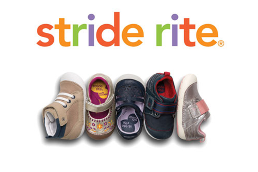 STRIDE RIDE AT THE LICENSING EXPO