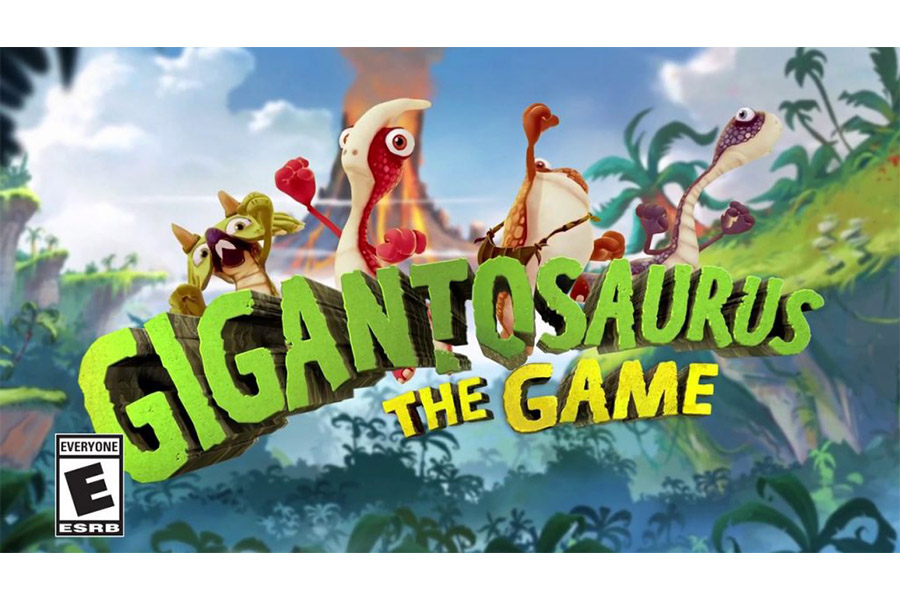 """GIGANTOSAURUS: THE GAME"" NOW AVAILABLE"