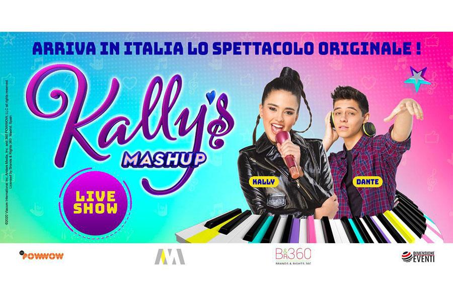 NEW DATES FOR KALLY'S MASHUP TOUR