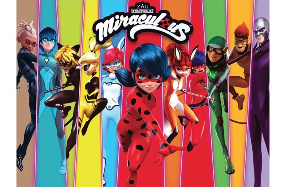 MIRACULOUS LADYBUG: A GROWING PHENOMENON