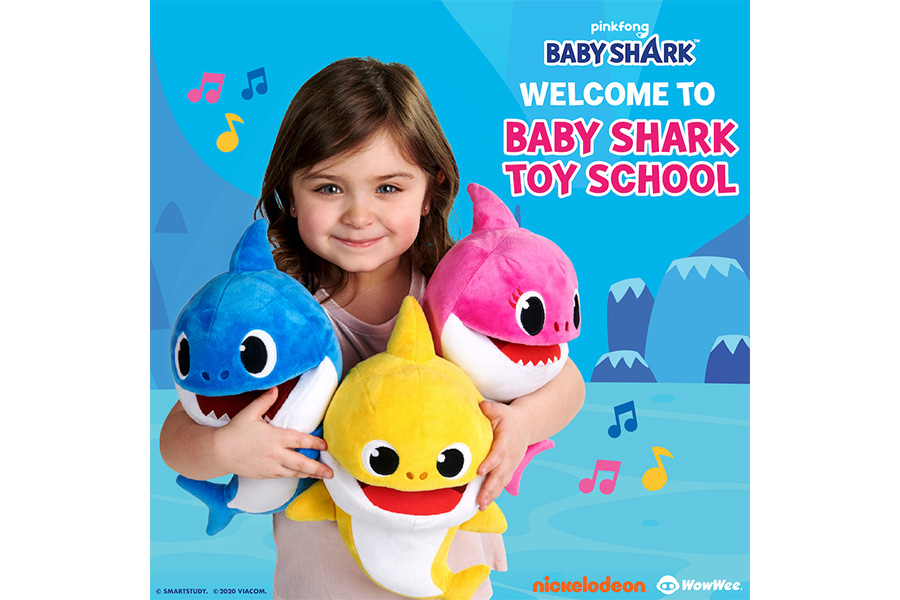 """""""BABY SHARK TOY SCHOOL"""" CAMPAIGN"""
