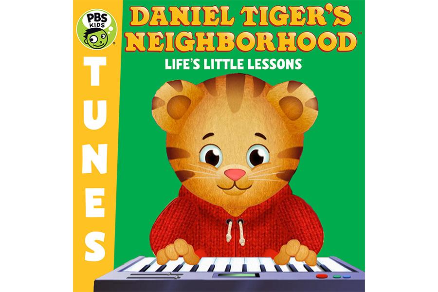 A NEW GLOBAL PARTNERSHIP FOR 'DANIEL TIGER'S NEIGHBORHOOD'
