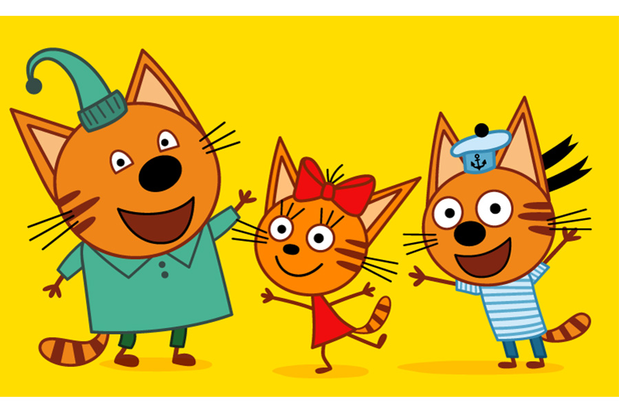 APC KIDS SIGNS TRIO OF DEALS FOR CTC MEDIA'S KID-E-CATS