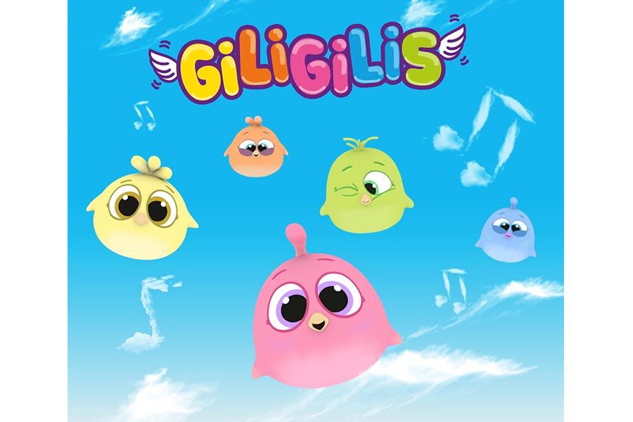 GILIGILIS FLY AROUND THE WORLD!