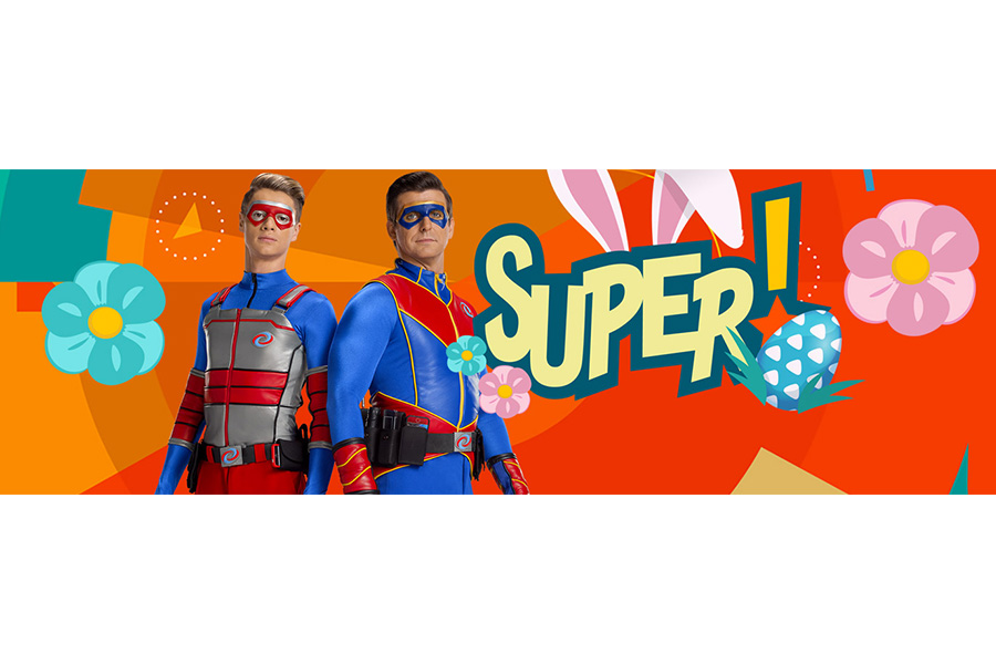 HENRY DANGER. THE NEW EPISODES OF SEASON 5