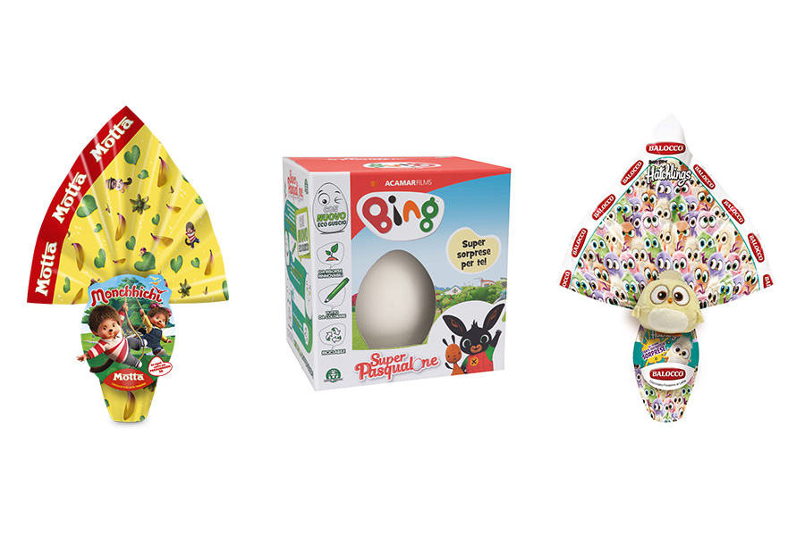 A COLORFUL EASTER COURTESY OF MDL BRANDS!