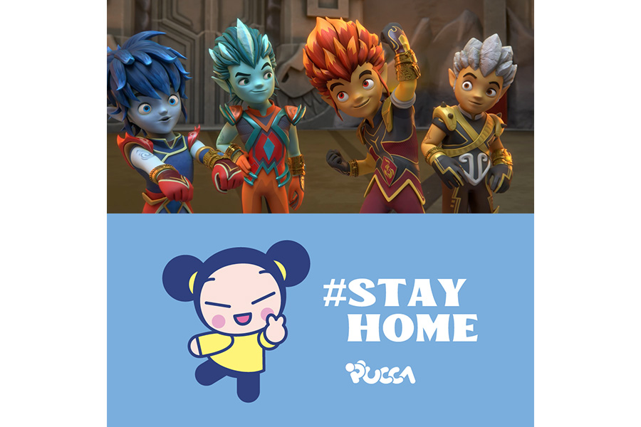 PLANETA JUNIOR LAUNCHES GLOBAL #STAYATHOME CAMPAIGN