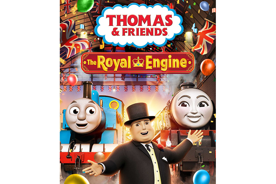 THE THOMAS & FRIENDS ANNOUNCES THE ARRIVAL OF A SPECIAL EPISODE