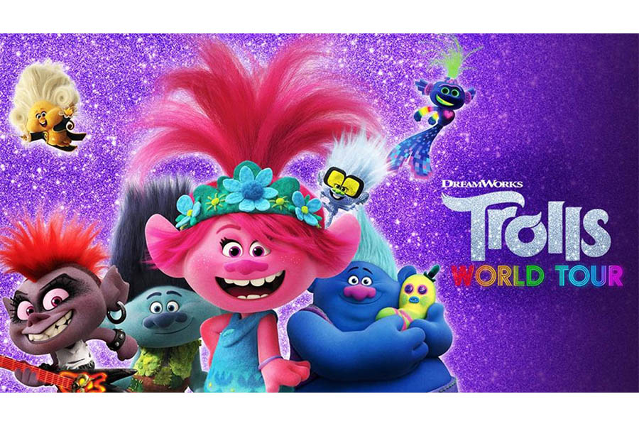 TROLLS WORLD TOUR 2020 FOR ITALY