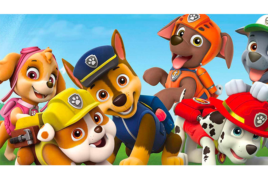 COMES THE SEVENTH SEASON OF PAW PATROL