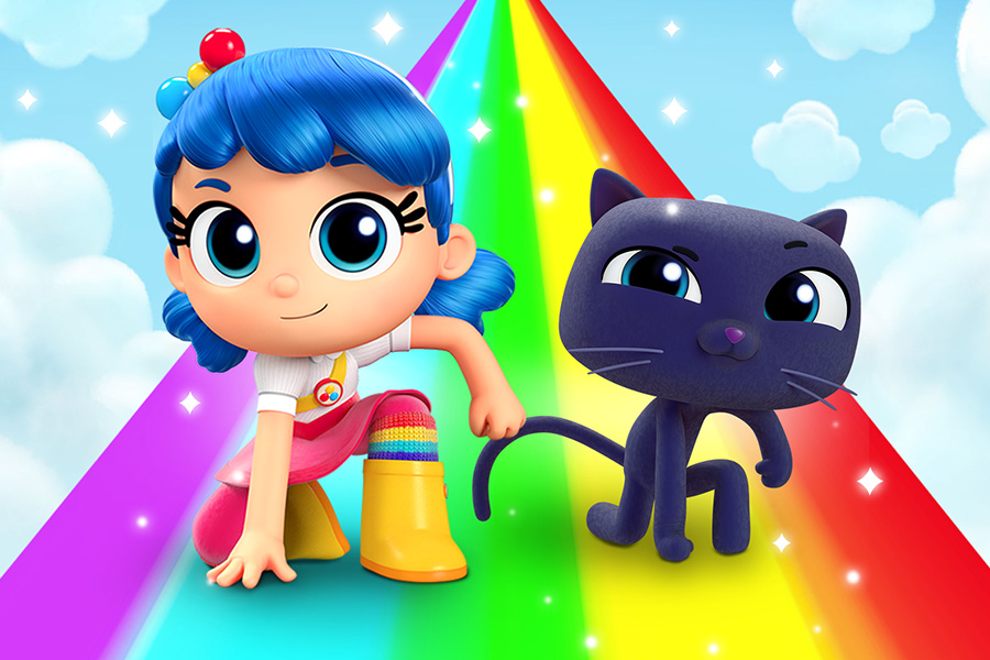 TRUE AND THE RAINBOW KINGDOM TORNA SU NETFLIX