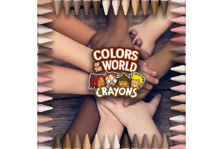 """CRAYOLA ANNUNCIA I """"COLORS OF THE WORLD"""""""