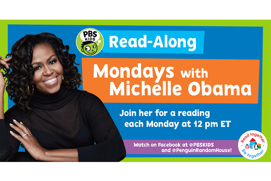 """MONDAYS WITH MICHELLE OBAMA"""