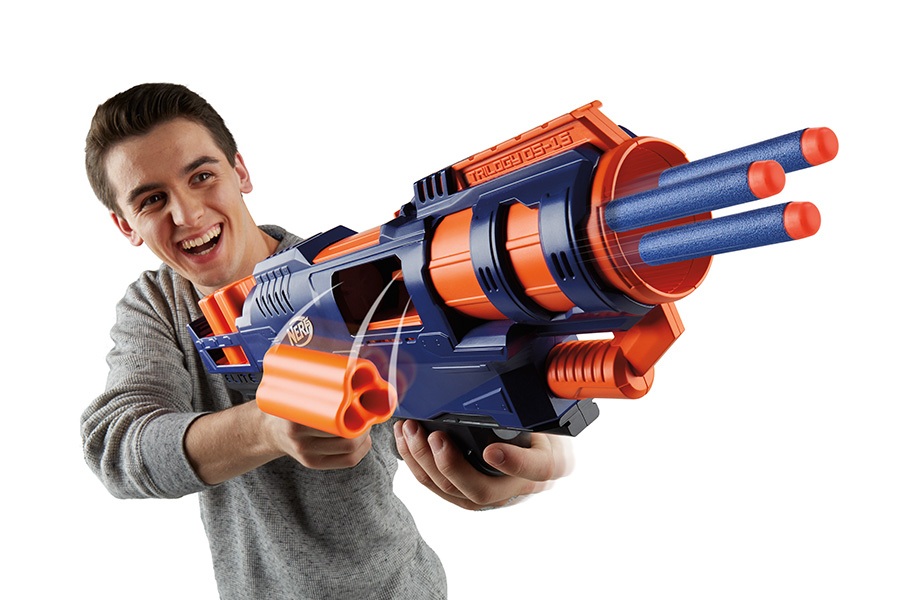 BEST KIDS LICENSING PROJECT FOR BOYS: NERF